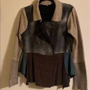 Gimmick BKE Buckle Brand jacket Med